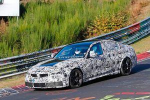 Lộ ảnh các biến thể mới của BMW 3-series