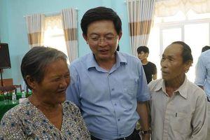 Sau đối thoại với dân, chủ tịch tỉnh xử cán bộ làm sai