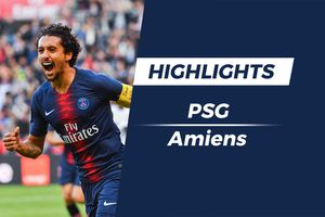 Highlights PSG 5-0 Amiens: Nối dài kỷ lục