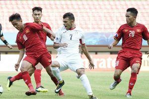 Bảng xếp hạng U19 châu Á 2018 mới nhất: U19 Việt Nam 'chạm đáy'