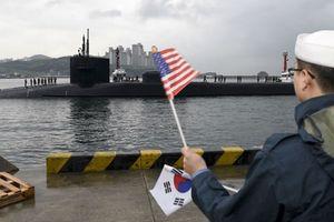 Mỹ hạ thủy 2 tàu ngầm hạt nhân tấn công mới nhất mang Tomahawk