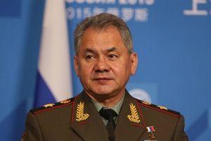Ông Shoigu tuyên bố về cuộc chiến Syria tại hội nghị ASEAN