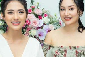 Gái một con Lan Phương khoe vai trần gợi cảm, đọ sắc cùng Trang Cherry