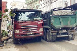 Dân khốn khổ vì xe quá tải hoành hành