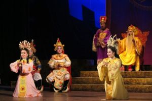 Liên hoan nghệ thuật sân khấu chuyên nghiệp toàn quốc 2018