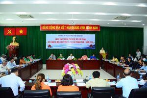 Lãnh đạo TP Hồ Chí Minh gặp gỡ, đối thoại cùng cán bộ, hội viên và phụ nữ