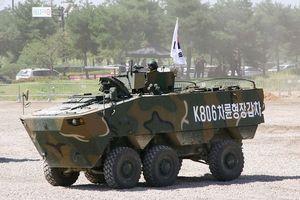 Tất cả đơn vị bộ binh Hàn Quốc sẽ được trang bị xe bọc thép