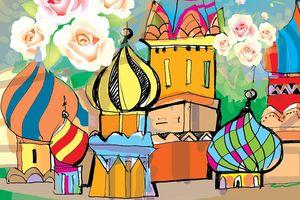 Chùm thơ về nước Nga