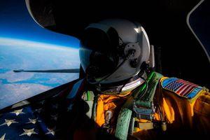 Ấn tượng hình ảnh trái đất nhìn từ máy bay trinh sát U-2