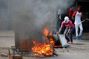 Biểu tình chống tham nhũng 'hóa' bạo lực, Haiti chìm trong máu lửa