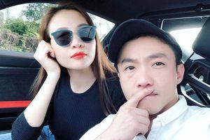 Sau một năm yêu nhau, Đàm Thu Trang công khai gọi Cường Đô La là 'chồng chưa cưới'