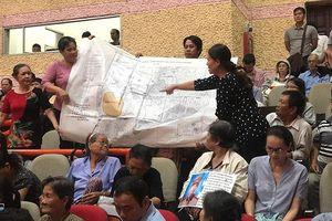 Bí thư Thành ủy Nguyễn Thiện Nhân: Sẽ giải quyết rốt ráo vụ Thủ Thiêm
