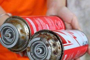 Đứt rời ngón tay vì bình gas mini phát nổ: Nguy hiểm từ những bình gas kém chất lượng