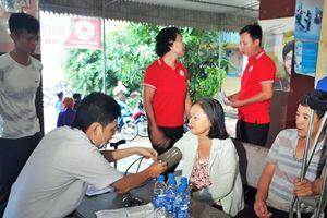 Nhiều hoạt động ý nghĩa hỗ trợ người nghèo