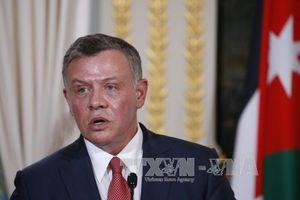 Jordan yêu cầu Israel trao trả đất thuê trong thỏa thuận hòa bình năm 1994