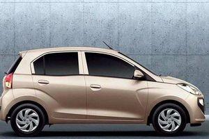 Hyundai Santro giá 117 triệu đồng: Vua xe nhỏ giá rẻ