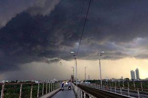 Dự báo thời tiết 22/10: Miền Bắc có thể xảy ra hiện tượng thời tiết cực đoan
