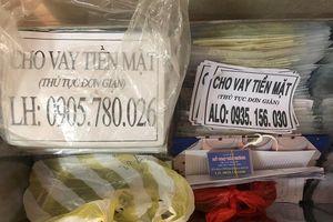 Đà Nẵng: Bắt nhóm cho vay nặng lãi