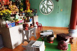 Trộm đột nhập chùa nhốt sư cô, lấy nhiều tài sản có giá trị