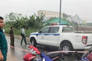 Xác định danh tính nghi can sát hại tài xế Grabbike cướp xe máy