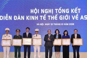 Cần triển khai các sáng kiến của Việt Nam tại WEF ASEAN 2018