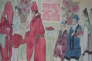Bất ngờ chuyện hôn thú của nam thanh nữ tú Trung Quốc cổ đại