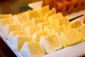 Kinh nghiệm ăn các sản phẩm làm từ sầu riêng không bị đầy bụng