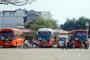 Lào Cai: Từ 1/12, chấm dứt hoạt động của bến xe Phố Mới