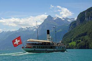 Ký sự: Thụy Sĩ - Thiên đường ở trời Âu Kỳ 4: Lạc lối ở Lucerne