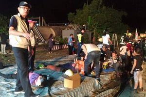 Tai nạn đường sắt kinh hoàng ở Đài Loan, hàng trăm người thương vong
