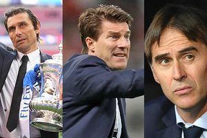 HLV Conte và những ứng viên có thể thay thế Lopetegui dẫn dắt Real