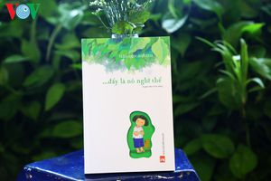 Níu giữ tuổi thơ qua cuốn tự truyện của 'cô bé Totto-chan Việt Nam'