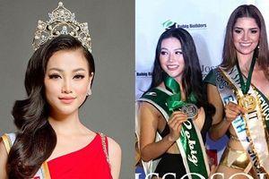 Phương Khánh tiếp tục mang về thành tích cho Việt Nam tại 'Hoa hậu Trái đất 2018'