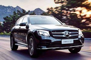 Mercedes-Benz GLC L ra mắt, thêm không gian cho hành khách