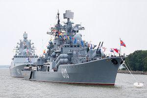 Tàu chiến Nga sắp tập trận quy mô lớn ở Bắc Đại Tây Dương