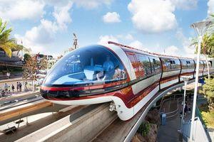 Hà Nội, TP.HCM nghiên cứu xây dựng tàu điện 1 ray