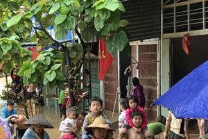Lào Cai: Lũ lớn bất ngờ, nhiều nhà dân bị cuốn trôi