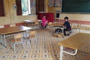 Học sinh xã vùng cao Bắc Kạn nghỉ hàng loạt vì sợ mùi khí thải của NM chì kẽm