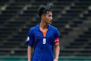 Đội tuyển Campuchia gây sốc, triệu tập cầu thủ 16 tuổi dự AFF Cup 2018