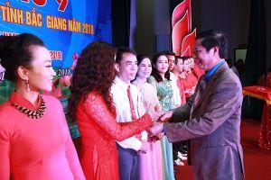 Bắc Giang: Chung kết chương trình 'Giờ thứ 9' dành cho công nhân viên chức lao động