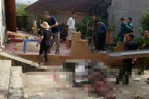 Chấn động: Nam thanh niên giết mẹ rồi ném xuống giếng phi tang, khống chế con 4 tuổi làm con tin