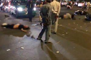 Toàn cảnh vụ nữ tài xế nữ say xỉn lái BMW tông liên hoàn ở Sài Gòn
