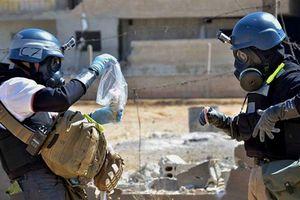 Syria minh bạch vũ khí hóa học, phiến quân sắp diễn kịch?