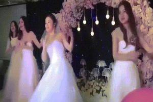 Loạt clip nhảy cực nhắng của cô dâu trong đám cưới gây sốt