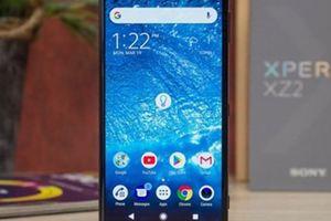 Đã có lịch trình cập nhật Android 9.0 Pie cho họ hàng smartphone Sony