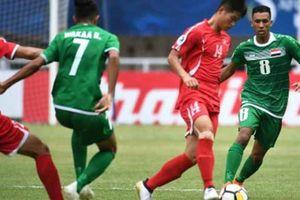 Kết quả giải U19 châu Á 2018 ngày 22.10: U19 CHDCND Triều Tiên gây sốc