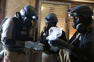 Syria cho phép Liên hợp quốc và OPCW tới thanh sát