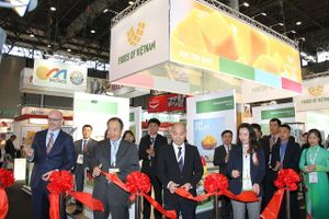 Việt Nam tham gia Hội chợ thực phẩm và đồ uống tại Pháp