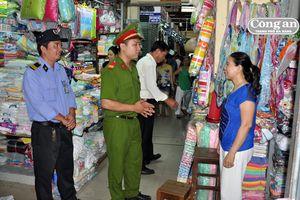 Đảm bảo an toàn cho người dân, du khách mua sắm tại các chợ, siêu thị