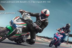Benelli RFS150i 'chốt giá' 42 triệu đồng cạnh tranh Honda Winner